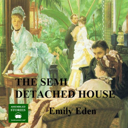 The Semi-Detached House cover art