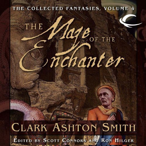 The Maze of the Enchanter audiobook cover art