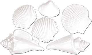Best white plastic seashells Reviews