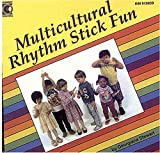 Multicultural Rhythm Stick Fun [Import USA]