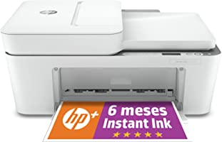Impresora Multifunción HP DeskJet 4120e - 6 meses de impresión Instant Ink con HP+