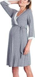 / Robe d'allaitement pour Pyjama Robes de Chambre