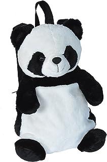 Wild Republic Peluche de Panda en Forma de Mochila, Juguete para niños 36 cm