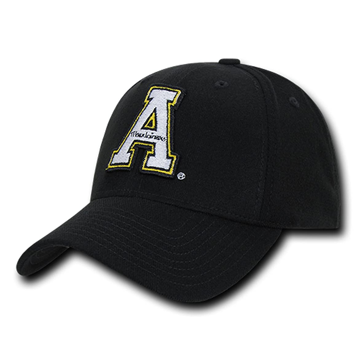Appalachian App State Mountaineers Flex Baseball Fitted Ball Cap Hat