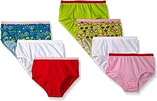 ملابس داخلية قطنية قصيرة للفتيات من Fruit of the Loom (توقف)