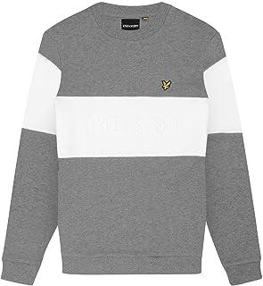 Lyle and Scott Logo Sweatshirt - Cotton