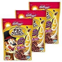 【Amazon.co.jp限定】 ケロッグ ココくんのチョコクリスピー 袋 260...
