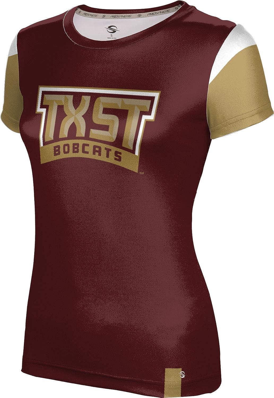 ProSphere Texas State University Girls' Performance T-Shirt (Tailgate)