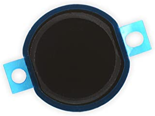 Home Button Compatible with iPad Air - Black