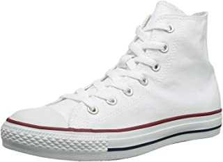 White Leather Converse Toddler