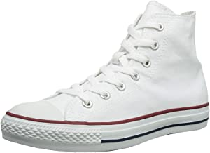 Amazon.com: Converse High Tops White