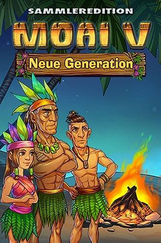 Moai 5: Neue Generation Sammleredition [PC Download]