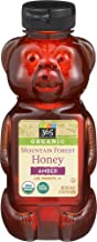 365 Everyday Value, Organic US Grade A Mountain Forest Honey, Amber, 24 oz