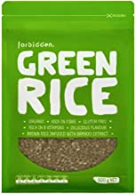 Forbidden Foods, Green Rice Organic, 3kg