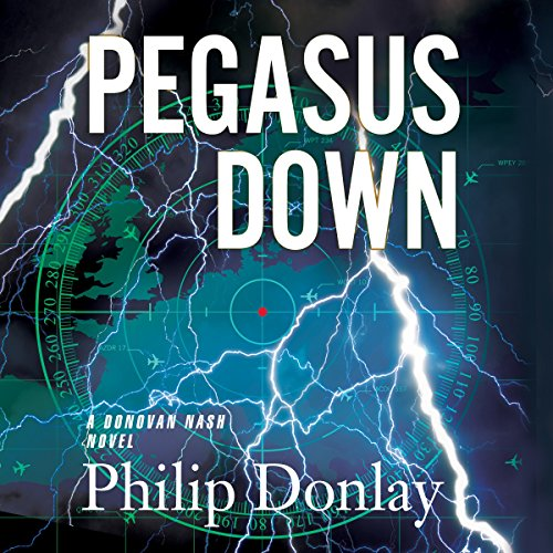 Pegasus Down audiobook cover art