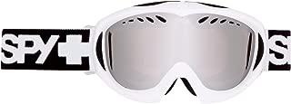 Spy Optic Targa Mini Goggle (White, Bronze)