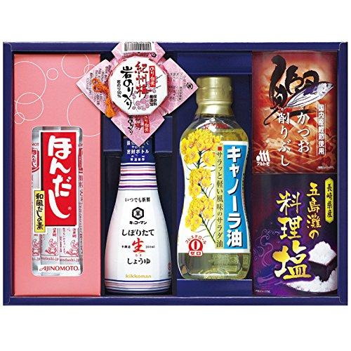 味の素ほんだし&キッコーマンギフト B181-04