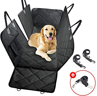 HUAXIANZI Dog Car seat Cover, Pet car Back seat Cover Car Backseat Cover for Pet Seat Dog Puppy Supplies Hammock Travel Carrier car and Truck SUVs