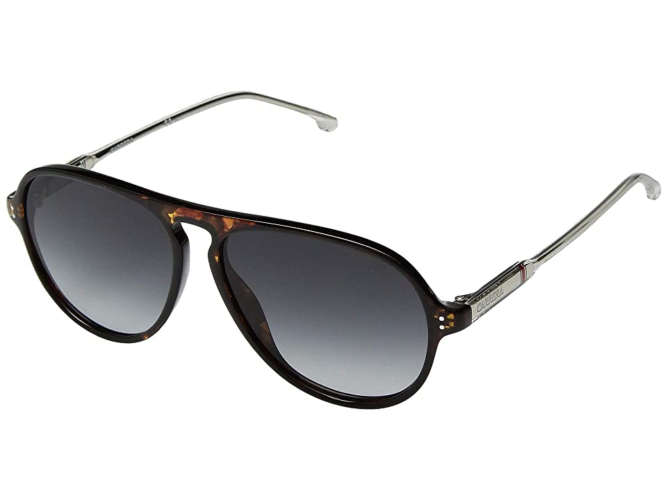 Carrera Carrera 198/S (Dark Havana) Fashion Sunglasses