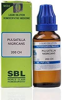 SBL Pulsatilla Nigricans Dilution 200 CH