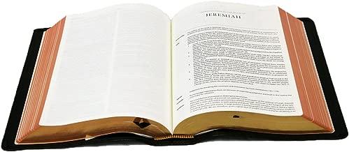 Edge Lined Goatskin (Black): The Reformation Heritage KJV Study Bible