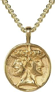 roman god janus jewelry
