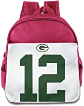 HYRONE Aaron Packers #12 Rodgers Kids Shoulders Bag For 1-6 Years Old RoyalBlue
