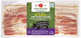 Applegate, Natural No Sugar Uncured Bacon, 8oz