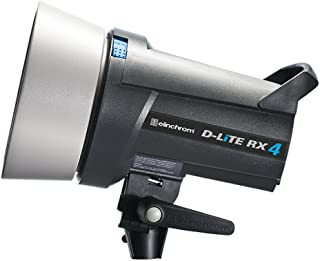 Elinchrom Compact D-Lite RX Four Compact with Built-In Skyport - Reflector Not Included (EL20487.1)