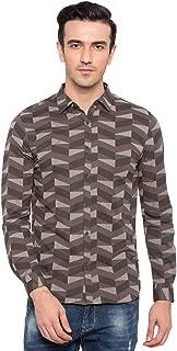 Status Quo Mens Slim Fit Casual Shirt