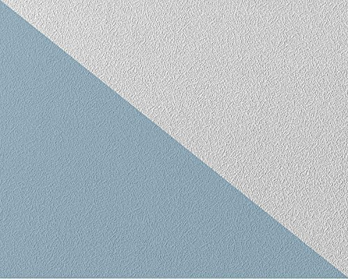 Überstreichbare Tapete EDEM 377-60 Struktur Vliestapete XXL Decken Wand Tapete feine Struktur über-streichbare weiß | 26,50 qm