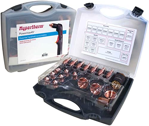 2021 Hypertherm 2021 Powermax45 discount CSA Essential Handheld Cutting Consumable kit outlet online sale