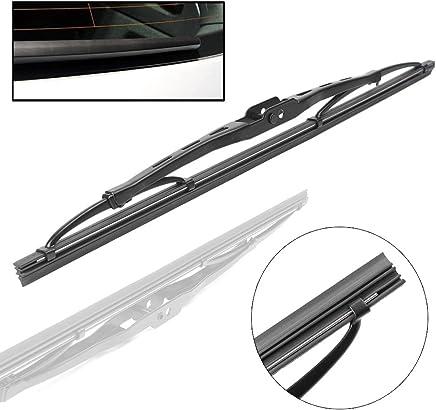 GZYF Escobilla limpiaparabrisas trasero de 35,5 cm para AudiQ7 A6 S6 RS6 Estate