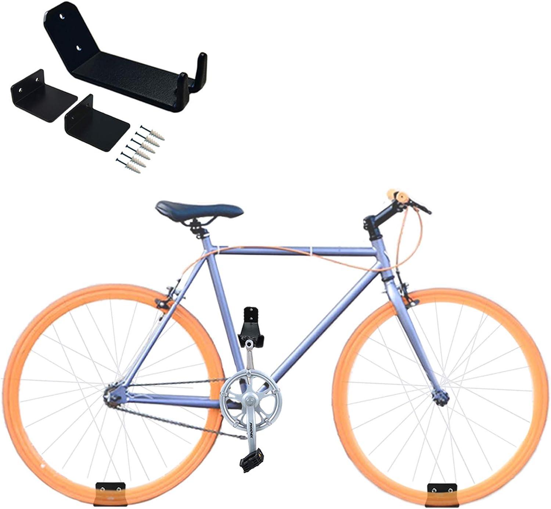 Qualward Bike Hanger Wall Mount Bicycle Stora Luxury goods Ranking TOP17 Cycling Rack Pedal