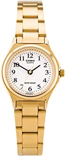 Casio for Women Analog Stainless Steel Watch