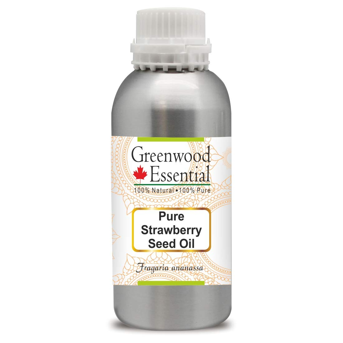 Greenwood Essential Pure Strawberry Fragaria Colorado Popular shop is the lowest price challenge Springs Mall Oil Seed ananassa