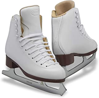 Jackson Ultima GAM Concept & Select Womens and Girls White Figure Ice Skates