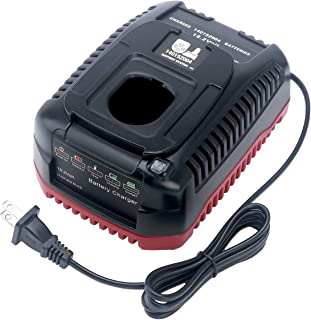 Biswaye 19.2 Volt Battery Charger for Craftsman C3 19.2V Lithium & NI-CD Battery 315.PP2010 315.PP2011 315.CH2020 315.PP2030, Replace for Craftsman Charger 140152004 315.CH2030