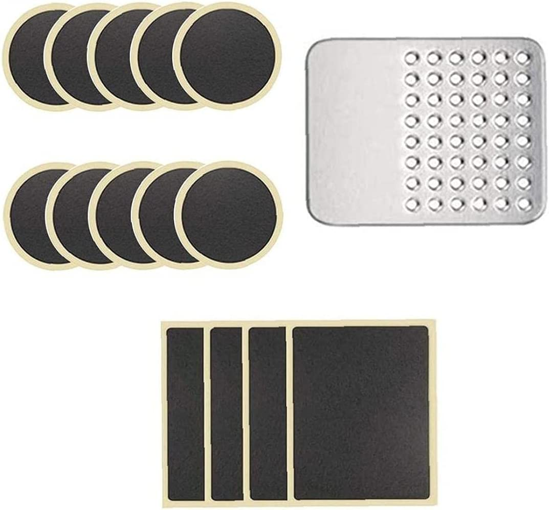 Inner Tube Repair Max 53% OFF Kit Bike Tire Indianapolis Mall Glueless K Patches Self-Adhesive