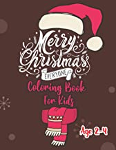 Christmas Coloring Book for Kids Age 2-4: Christmas Ball Ornaments Coloring Book for Kids Toddlers and Preschoolers Ages 2-4