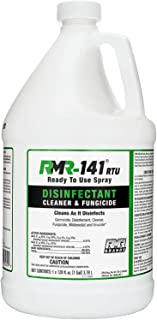 Best RMR-141 Disinfectant and Cleaner, Kills 99% of Household Bacteria and Viruses, Fungicide Kills Mold & Mildew, EPA Registered, 1 Gallon Bottle Review