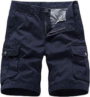 JYG Men's Outdoor Multi Pocket Cargo Shorts