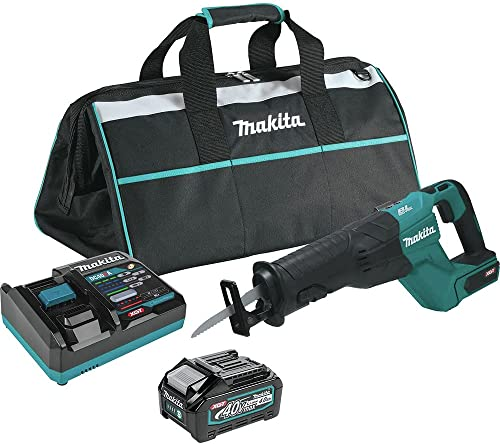 high quality Makita outlet online sale GRJ01M1 40V Max XGT Brushless Lithium-Ion wholesale 1-1/4 in. Cordless Reciprocating Saw Kit (4 Ah) outlet sale