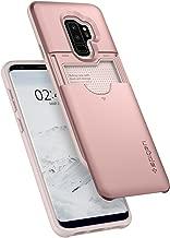Spigen Slim Armor CS Designed for Samsung Galaxy S9 Plus Case (2018) - Rose Gold