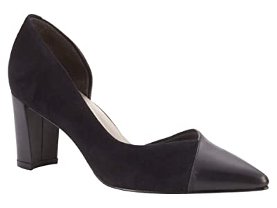 Walking Cradles Sloan (Black Suede/Cashmere) Women