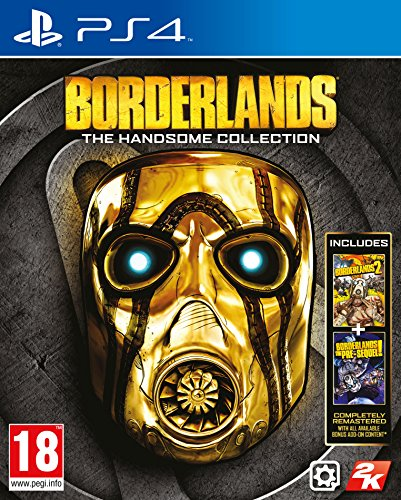 BORDERLANDS : THE HANDSOME COLLECTION (INC. BORDERLANDS 2 & THE PRE-SEQUEL) PS4 [ ]