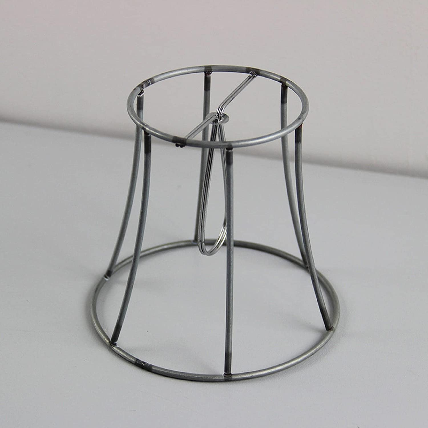 Max 87% OFF Lampshade Frame Max 88% OFF Ring 4.72in Iron Art DIY Co Lamp