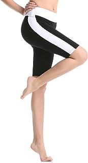Women's Cotton Activewear Workout Bike Yoga Shorts