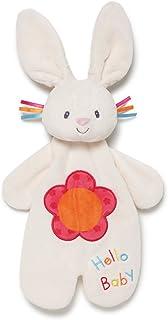 "GUND Baby Flora The Bunny Activity Plush Blanket Lovey 11.5"""