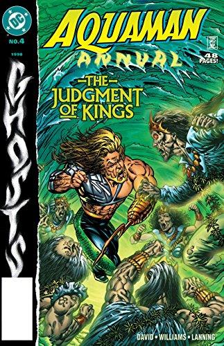 Aquaman (1994-2001): Annual #4 (English Edition)